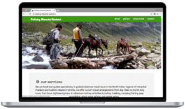 Trekking Website