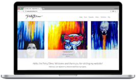 Patty Dimo – Artist Website