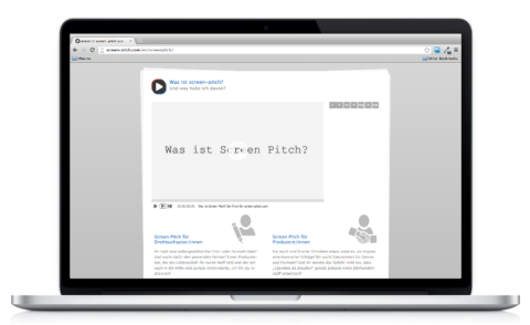 Screenpitch - Social Networking  for Screenwriters