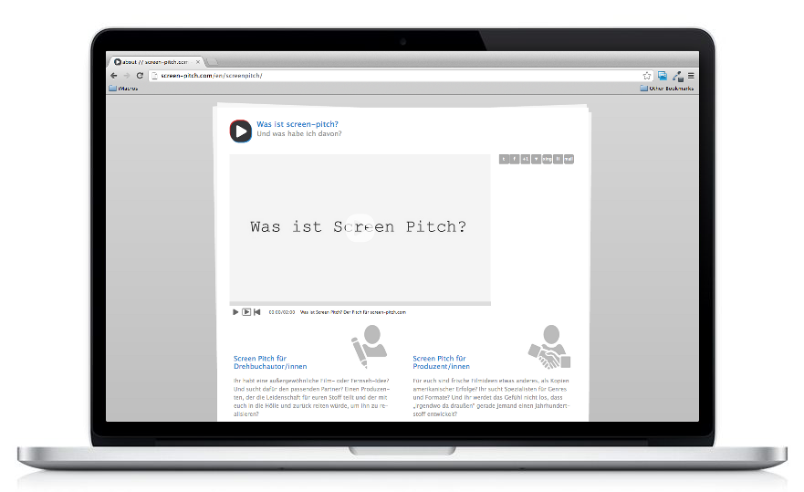 Screenpitch &#8211&#x3B; Social Networking  for Screenwriters