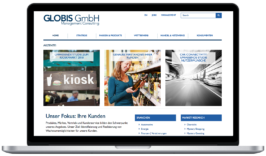 Globis Consulting WordPress Website